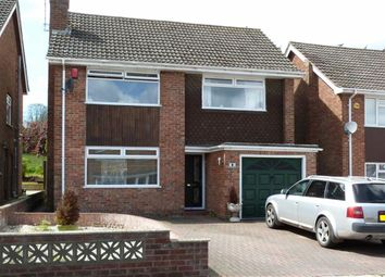 Thumbnail 3 bed detached house for sale in Merrivale Grove, Swindon