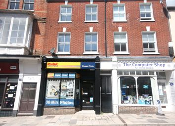 Salisbury Street, Blandford Forum DT11. 1 bed flat to rent