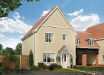 Thumbnail 3 bed link-detached house for sale in Harvey Lane, Dickleburgh, Diss, Suffolk