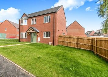Thumbnail 3 bedroom detached house for sale in John Brooks Avenue, West Midlands, Birmingham, United Kingdom