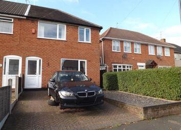 Thumbnail 3 bed semi-detached house for sale in Lunt Grove, Quinton, Birmingham, West Midlands