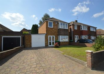 3 bed detached house for sale in Walderslade Road, Walderslade, Chatham ME5