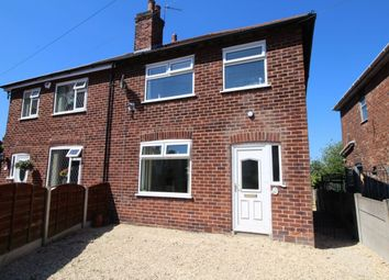 Thumbnail 3 bedroom semi-detached house to rent in Yewdale Road, Offerton, Stockport