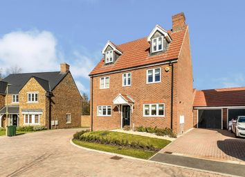 Blossom Field Road, Bodicote, Banbury OX15. 5 bed detached house for sale