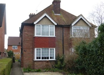 Thumbnail 3 bed semi-detached house for sale in Wessex Road, Didcot