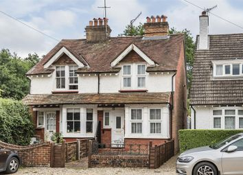 Thumbnail 2 bed semi-detached house for sale in Meadow Vale, Haslemere