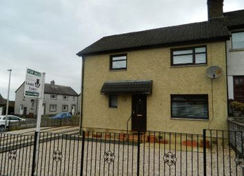Thumbnail 3 bed semi-detached house for sale in Burnee, Fishcross, Alloa