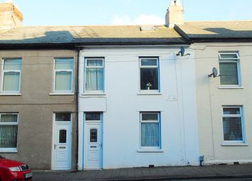 Thumbnail 3 bed terraced house for sale in Dock Street, Penarth