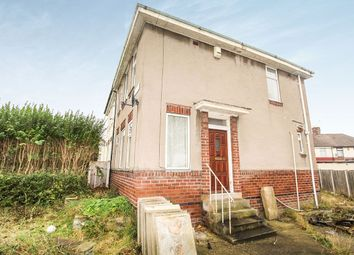 Thumbnail 3 bedroom semi-detached house to rent in Sicey Avenue, Sheffield