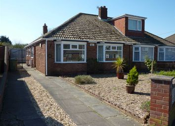 Thumbnail 3 bed semi-detached bungalow for sale in Peaks Avenue, New Waltham, Grimsby