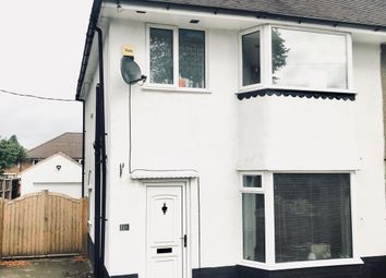 Thumbnail 3 bed semi-detached house to rent in Station New Road, Chesterfield