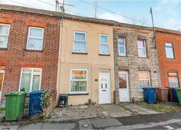 Thumbnail 3 bedroom terraced house for sale in Elizabeth Terrace, Wisbech