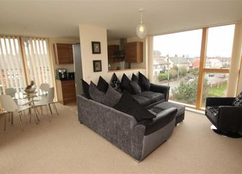 Thumbnail 2 bed flat to rent in The Carriages, Oswestry, Shropshire