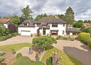 Thumbnail 5 bed detached house for sale in Lands Lane, Knaresborough