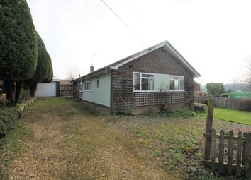 Thumbnail 3 bed bungalow for sale in Water Lane, Bishops Sutton