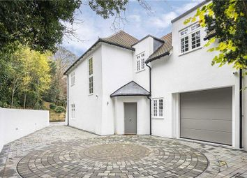 Thumbnail 6 bed detached house for sale in Burghley Road, Wimbledon, London