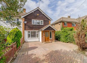 Thumbnail 3 bedroom semi-detached house to rent in Webster Close, Oxshott, Leatherhead
