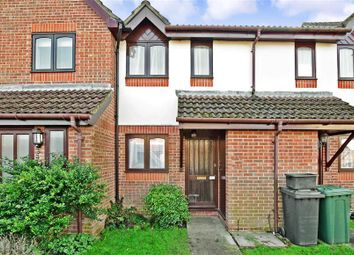 Thumbnail 2 bed terraced house for sale in Belverdere Place Road, Petersfield