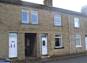 Thumbnail 2 bedroom terraced house to rent in Alexandra Street, Queensbury, Bradford