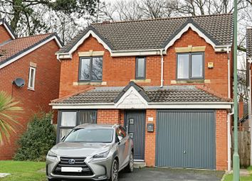 Thumbnail 4 bed detached house for sale in The Oaks, Bloxwich, Walsall