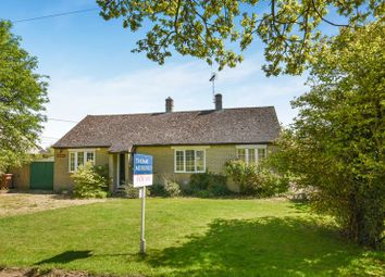 Thumbnail 2 bed bungalow for sale in Green Lane, Longworth, Abingdon