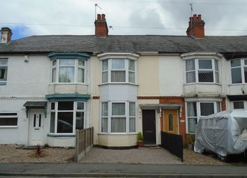 Thumbnail 2 bed terraced house to rent in Station Road, Ratby