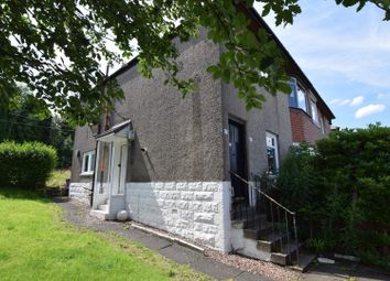 Thumbnail 3 bed flat for sale in Trinity Avenue, Glasgow