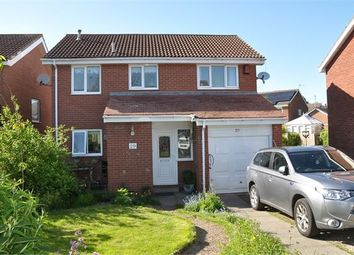 Thumbnail 4 bed detached house for sale in Butterfield Close, Crawcrook