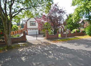 Thumbnail 6 bed detached house for sale in Lynton Park Road, Cheadle Hulme, Cheadle