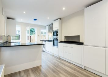 Thumbnail 3 bed terraced house to rent in Whitehall Park Road, London