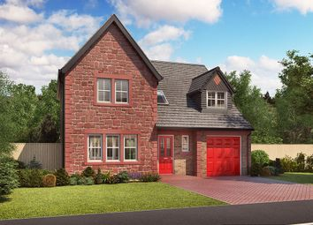 "Thumbnail 4 bedroom detached house for sale in ""Warwick"" at Bongate, Appleby-In-Westmorland"