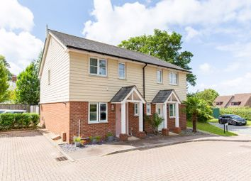 Thumbnail 2 bed semi-detached house for sale in Westbourne Close, Westbourne, Emsworth
