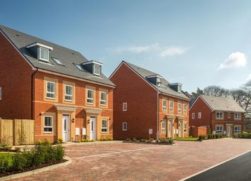 """3 bed semi-detached house for sale in """"Abingdon"""" at Cricket Field Grove, Crowthorne RG45"""