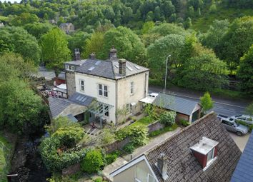 Thumbnail 4 bed detached house for sale in Clough House, 495 Rochdale Road, Todmorden