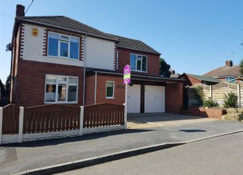 Thumbnail 4 bed detached house for sale in Kilton Close, Worksop