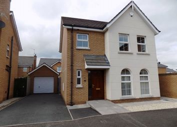 Thumbnail 3 bed detached house to rent in Mornington Place, Lisburn