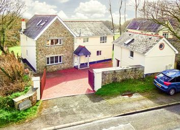 Thumbnail 6 bed detached house for sale in Chynoweth, St. Anns Chapel, Gunnislake