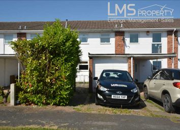 Thumbnail 2 bed terraced house for sale in Cambridge Avenue, Winsford