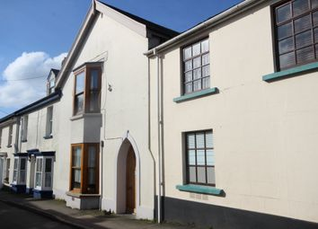 Thumbnail 3 bedroom town house for sale in New Street, Chulmleigh