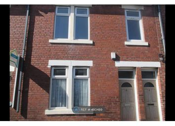 Thumbnail 3 bed flat to rent in Barrasford Street, Wallsend