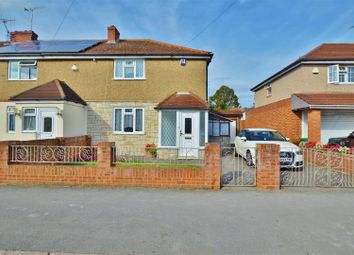 Thumbnail 3 bed end terrace house for sale in St. Elmo Crescent, Slough