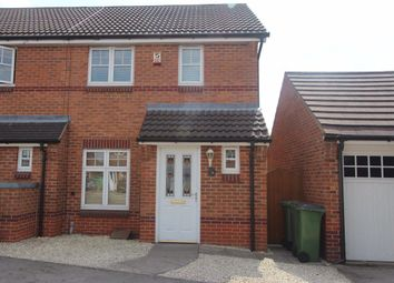2 bed semi-detached house to rent in Packhorse Drive, Enderby LE19