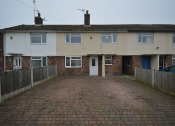 Thumbnail 3 bed terraced house for sale in Heather Avenue, Heath, Chesterfield