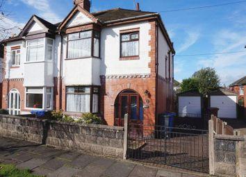 Thumbnail Semi-detached house for sale in Trafalgar Road, Hartshill, Stoke-On-Trent