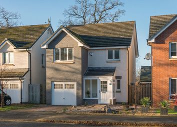 Thumbnail 3 bedroom detached house for sale in Clerwood View, Corstorphine, Edinburgh