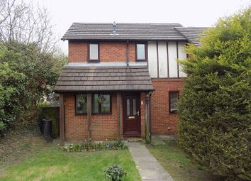 Thumbnail 2 bed end terrace house for sale in Springfield Lane, Brackla, Bridgend.