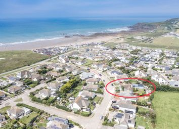 Thumbnail 3 bed detached bungalow for sale in The Crescent, Widemouth Bay, Bude