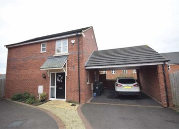 Thumbnail 3 bed detached house for sale in Malthouse Drive, Belper