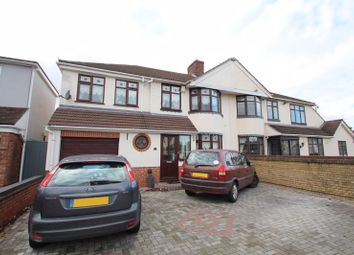 Thumbnail 5 bed semi-detached house for sale in Meadow View, Blackfen, Sidcup