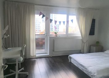 Thumbnail 4 bed flat to rent in Rhodeswell Road, London